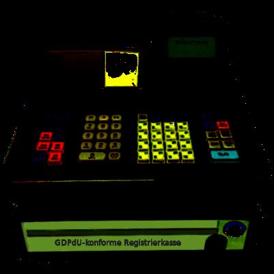 Registrierkasse GDPdU