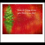 Schöne Weihnachten und einen guten Start ins neue Jahr!