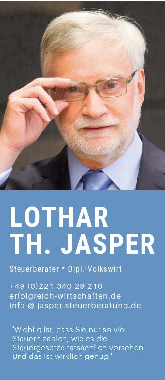 Jasper Steuerberater Köln Bayenthal